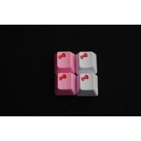 bowknot keycaps set