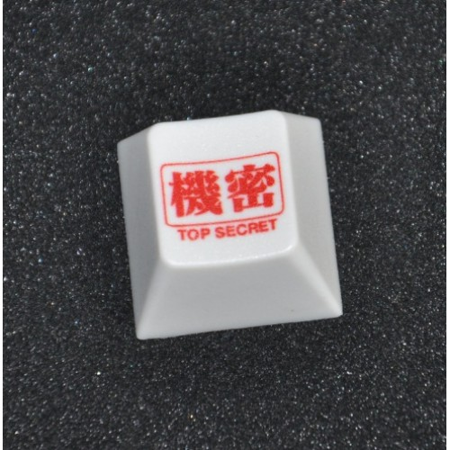 TOP SECRECT esc keys
