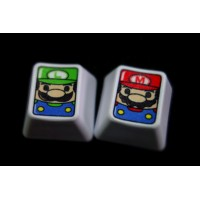 Super Mario M&L keycaps set