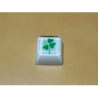Clover Resin  Keycaps for Cherry MX