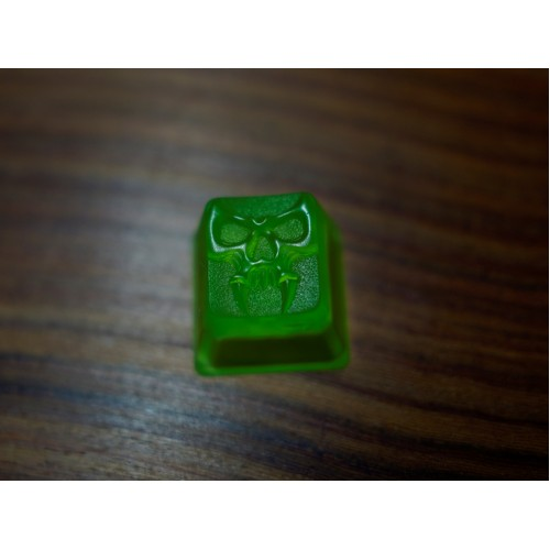 Skull Resin  Keycaps for Realforce 3
